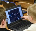 P-TECH students show you're never too young to learn computer coding image