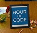 Hour of coding logo