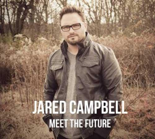 Jared Campbell's album cover