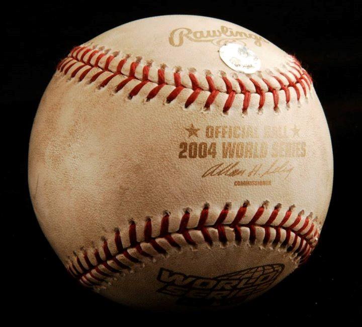 Baseball from National Baseball Hall of Fame