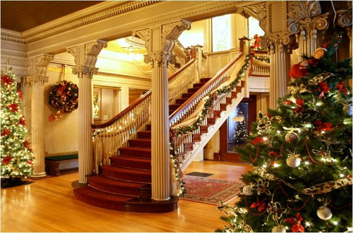 Roberson's Grand Staircase