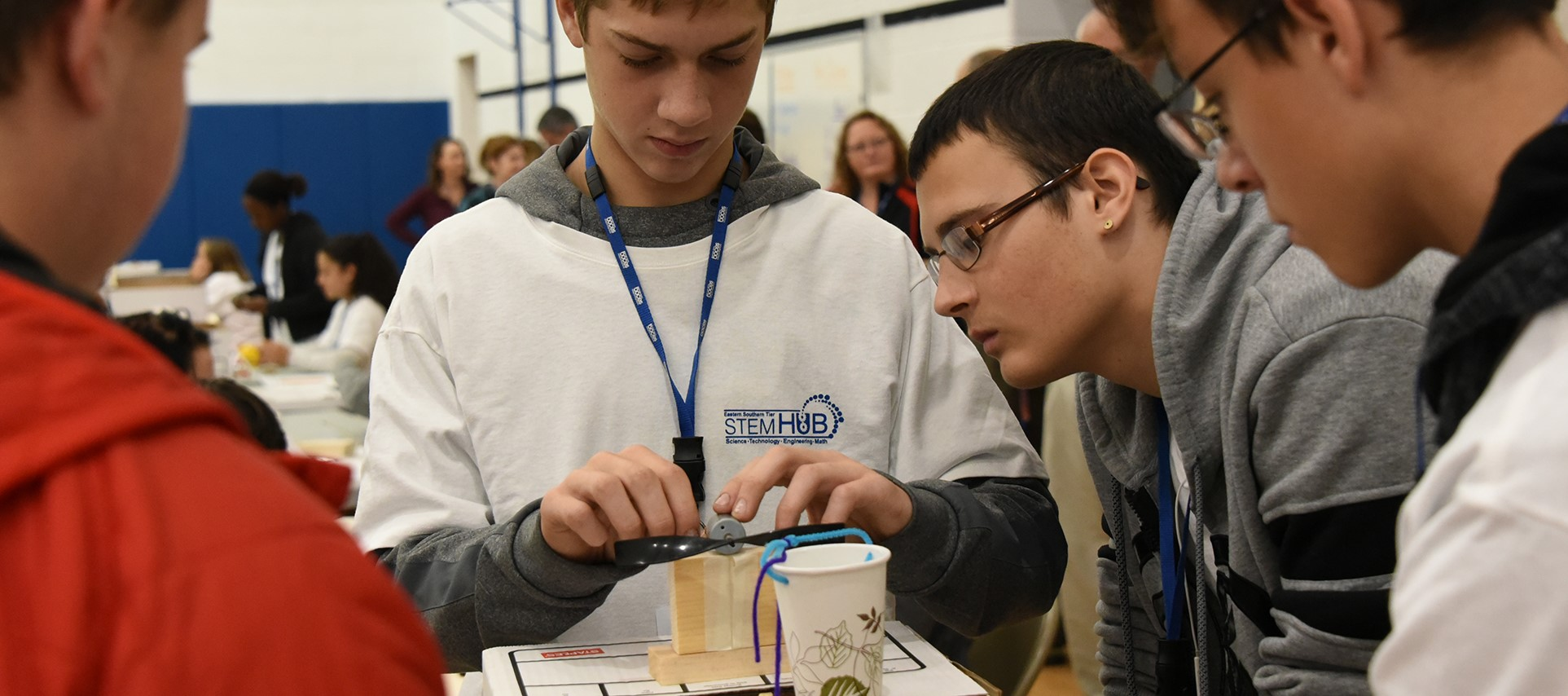 Students from across the region attend annual Engineering Day