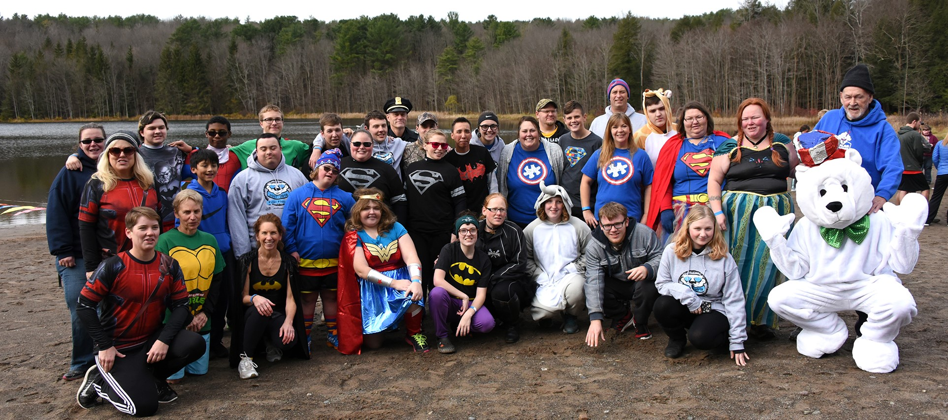 Boces home boces panthers take the plunge in support of special olympics 1betcityfo Gallery