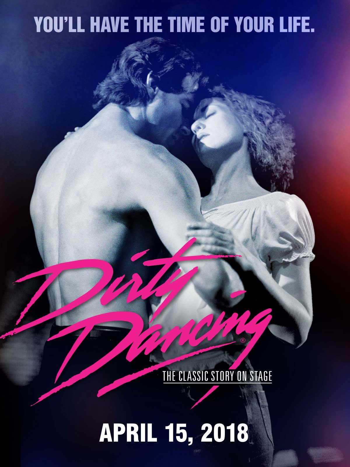 Dirty Dancing Flyer