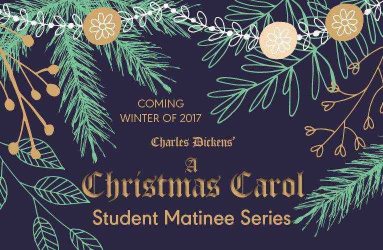 A Christmas Carol Flyer
