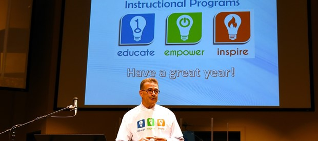 BOCES celebrates new school year start, staff returning