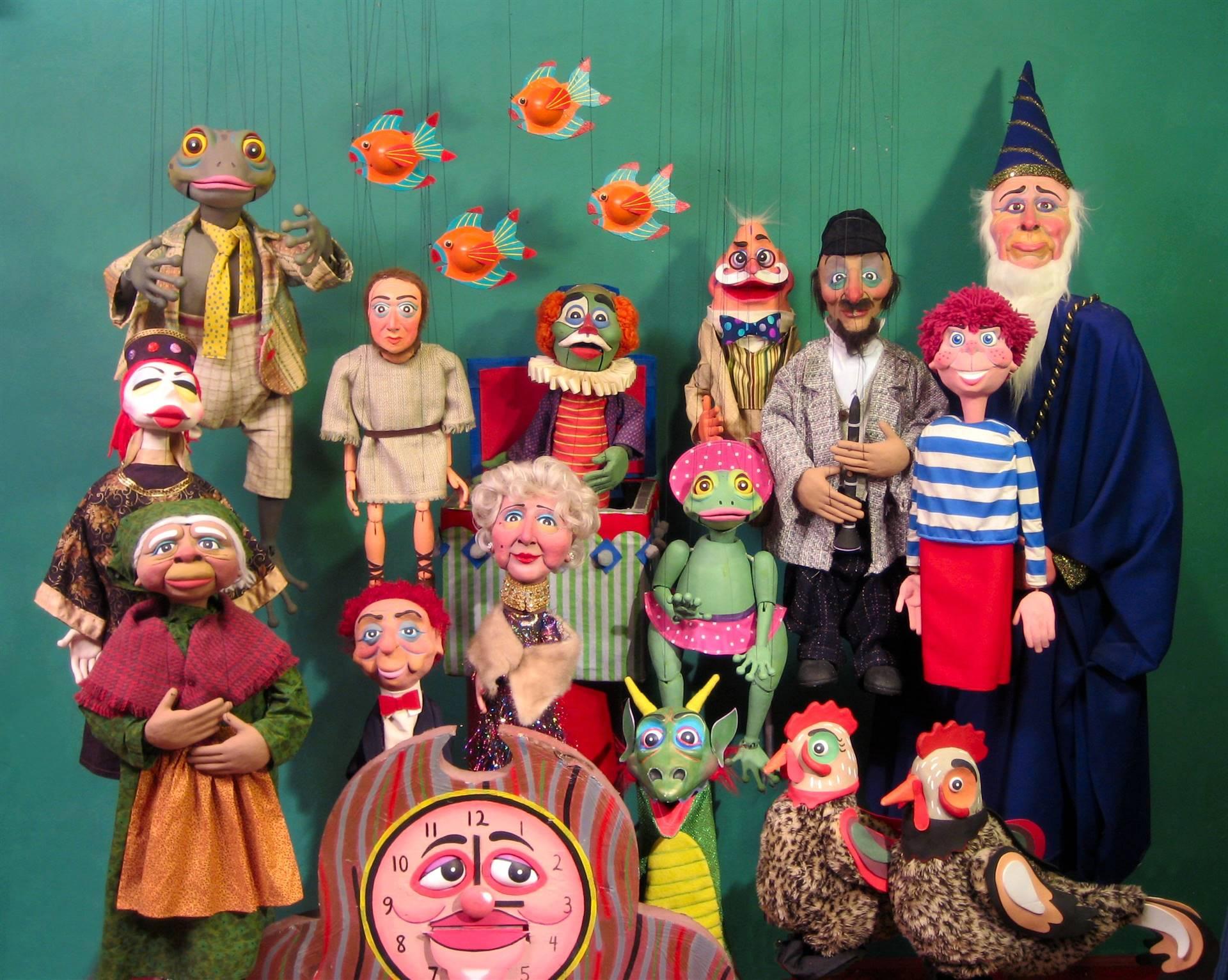 Robert Rogers Puppets