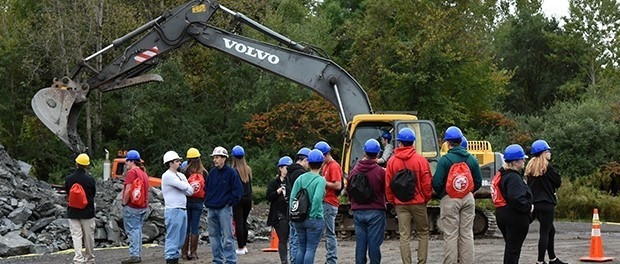 600-plus students attend regional Construction & Technology Career Day