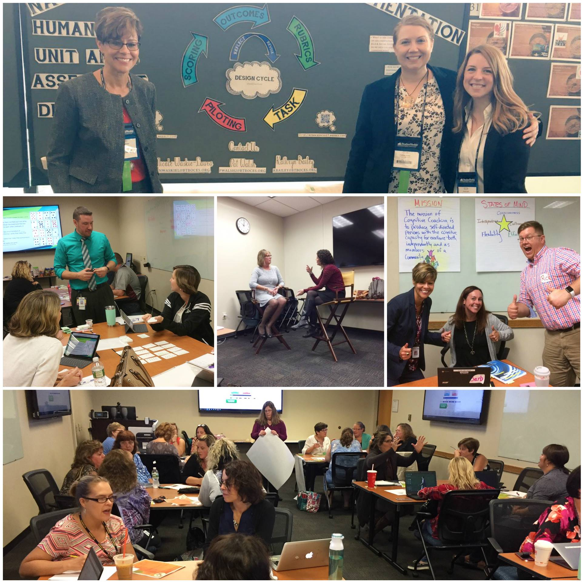 November 2017 Regional Professional Development in Action