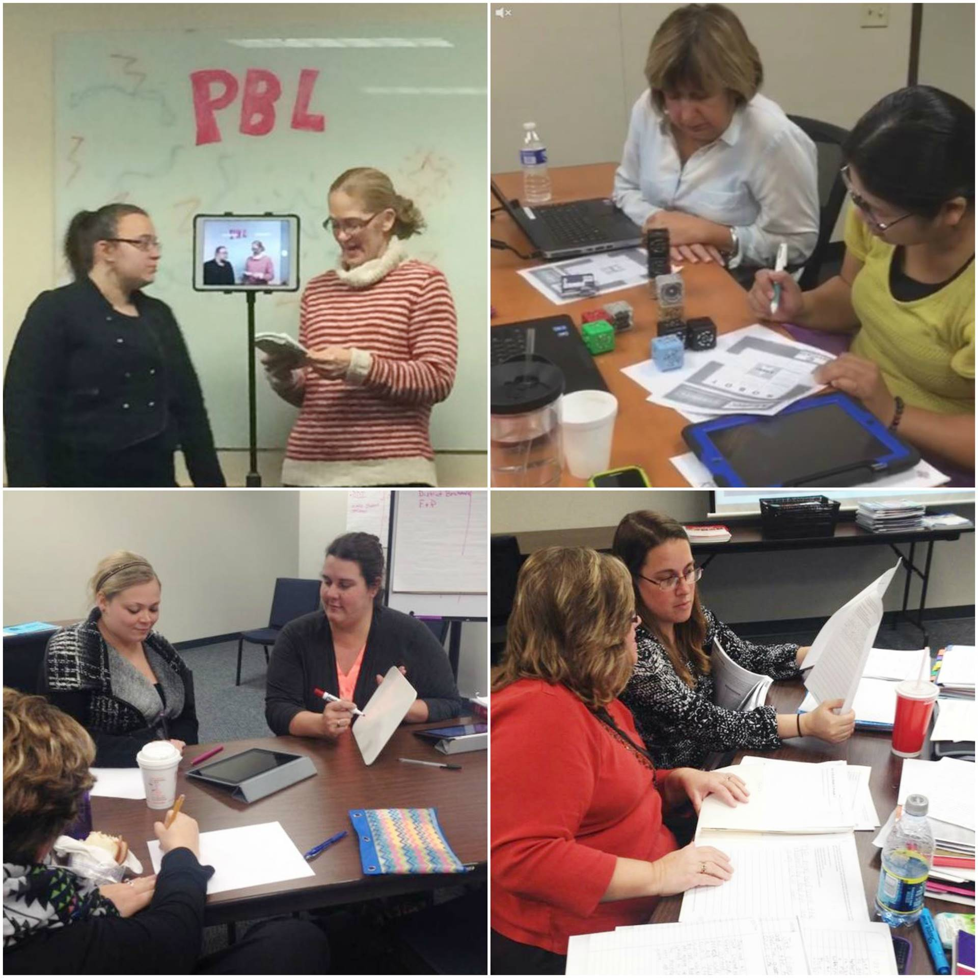 September 2017 Regional Professional Development in Action
