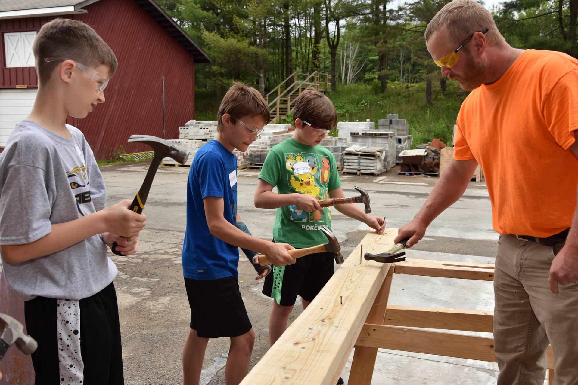 fifth-graders visit CTE