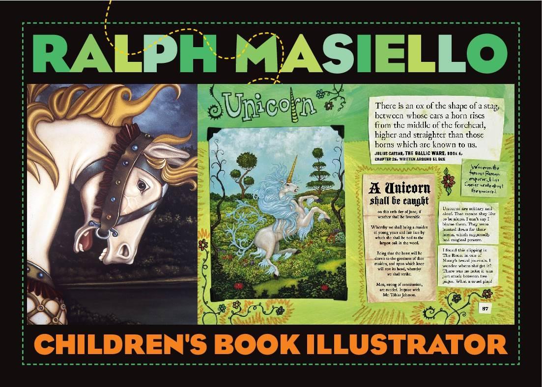 Ralph Masiello Poster