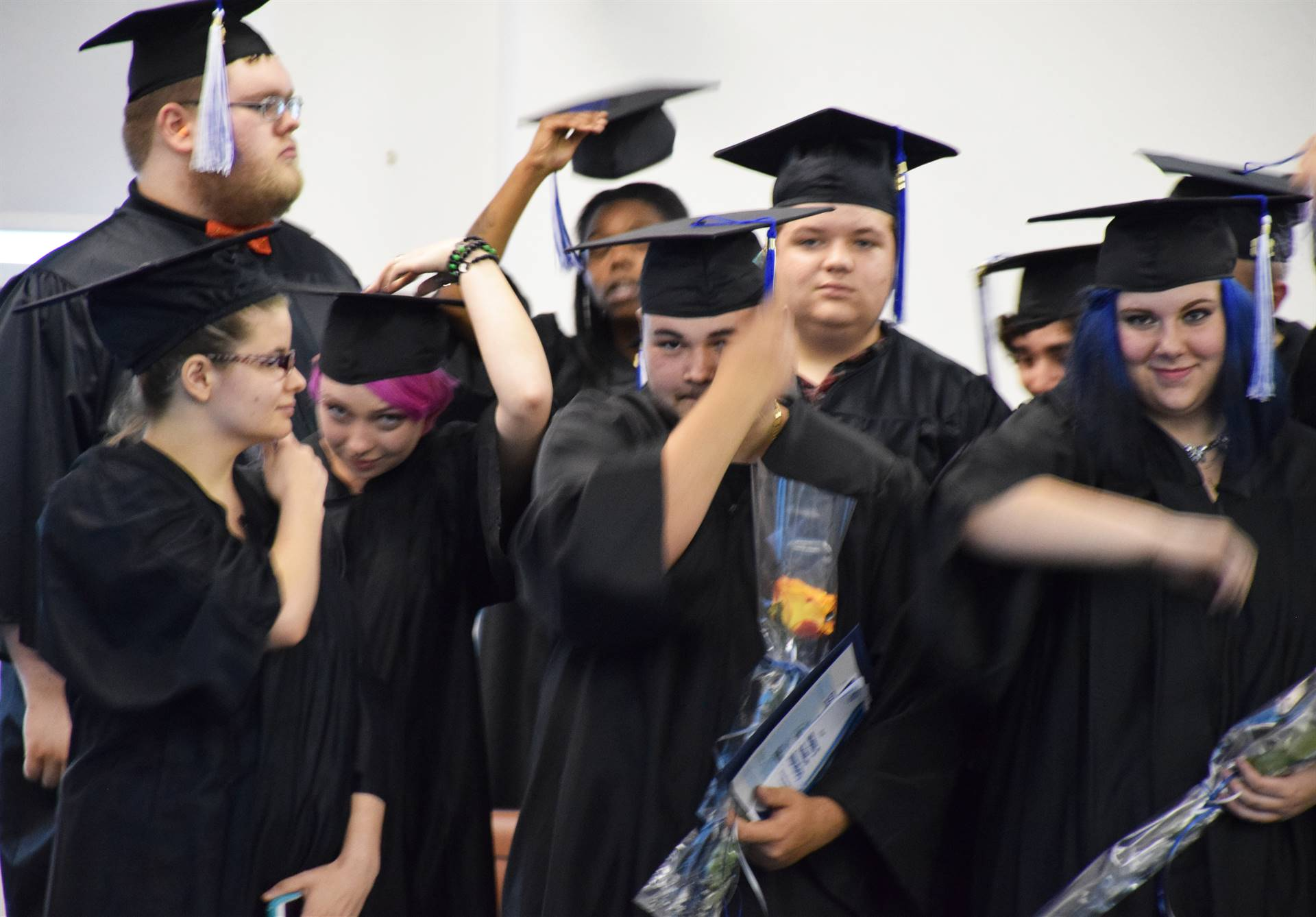 East Learning Center graduation 2018