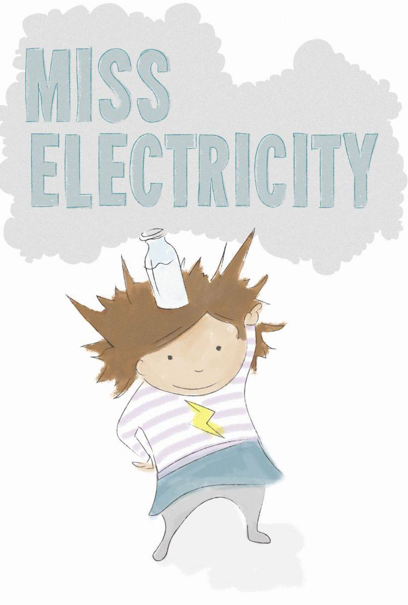 Syracuse Stage Miss Electricity Poster