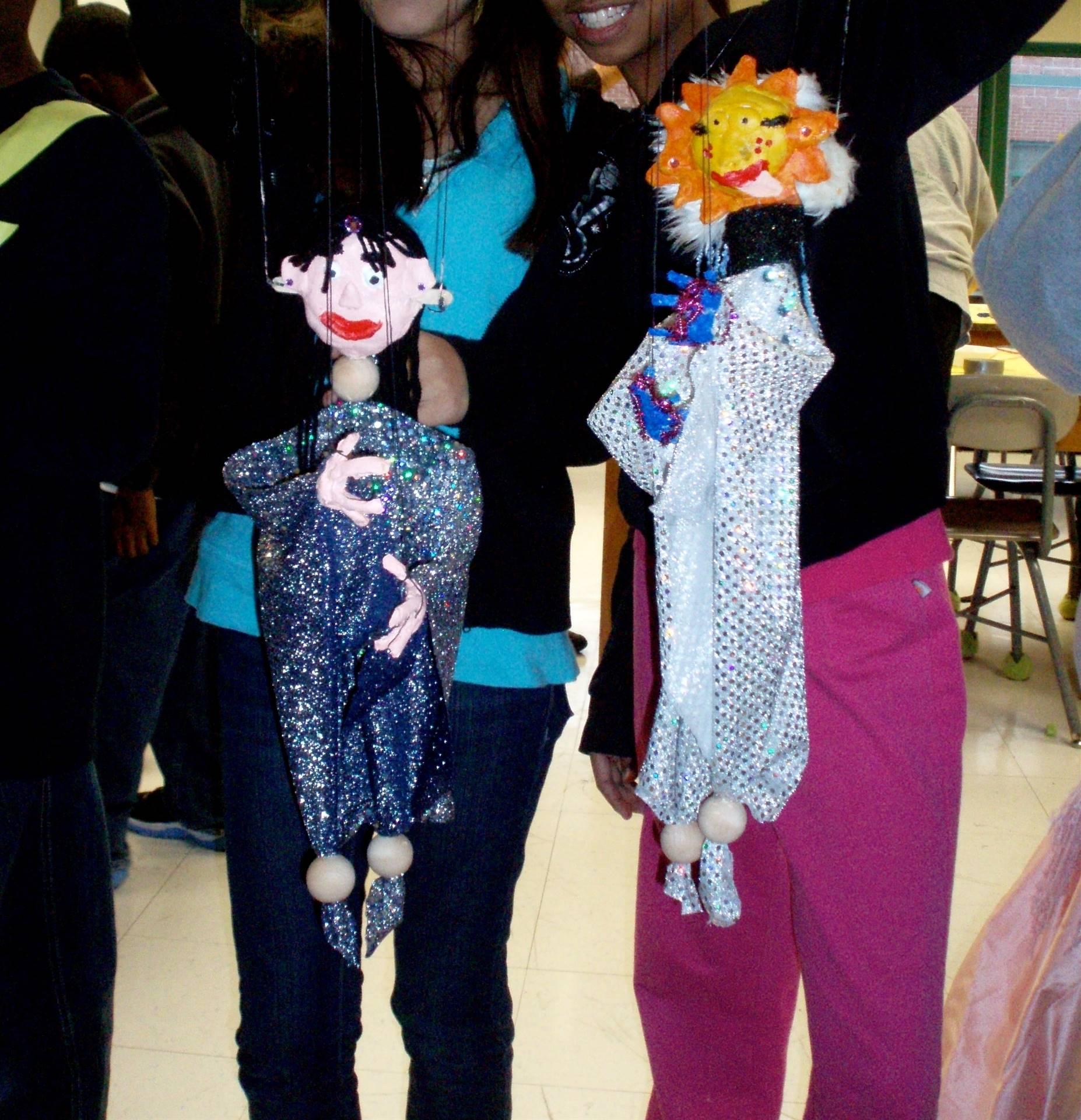Marionette Puppet Workshop