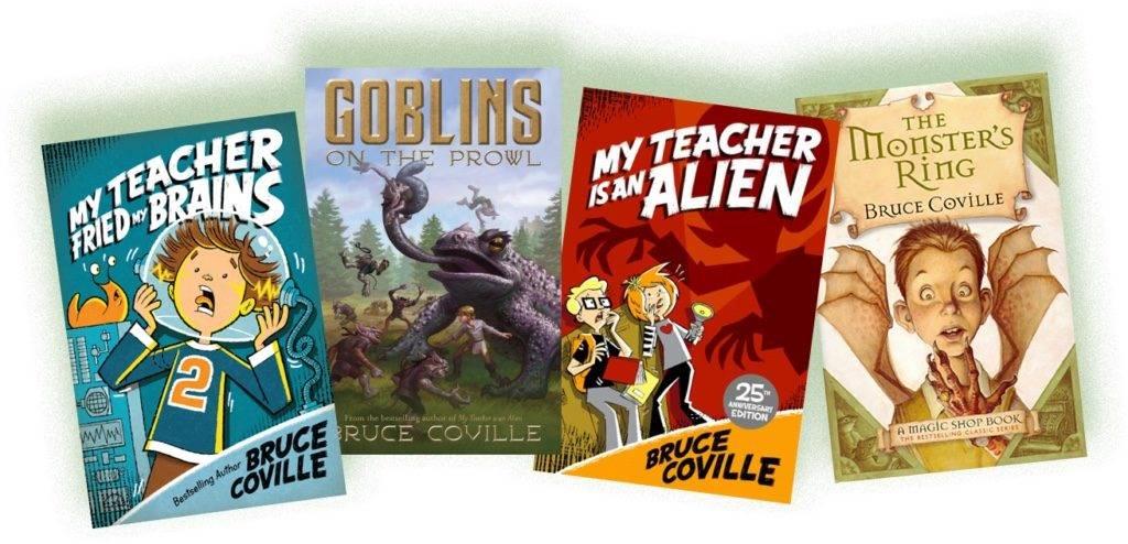 Bruce Coville's Books