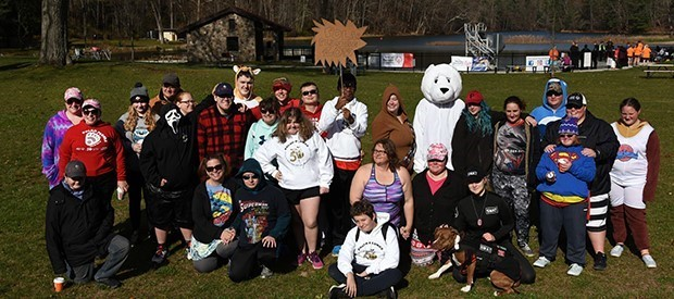 BOCES students, staff take the plunge in support of Special Olympics