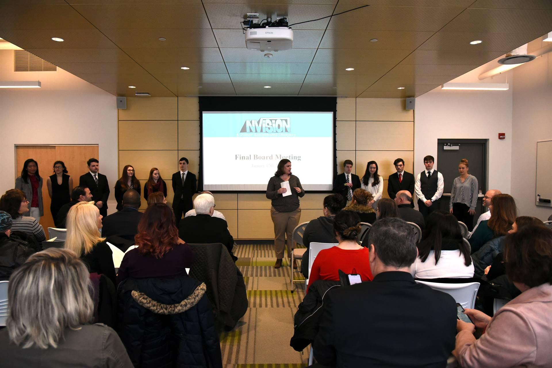 JA presentation