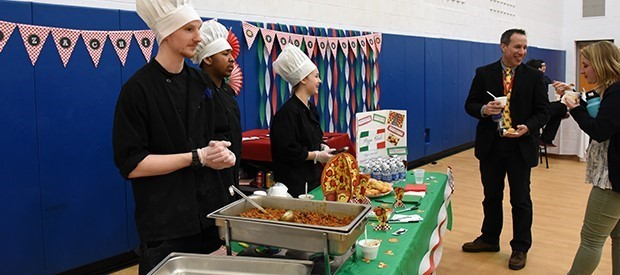 Culinary Arts 'Chili Cook-off' a hit at CTE Open House