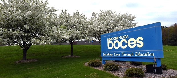 Springtime at BOCES