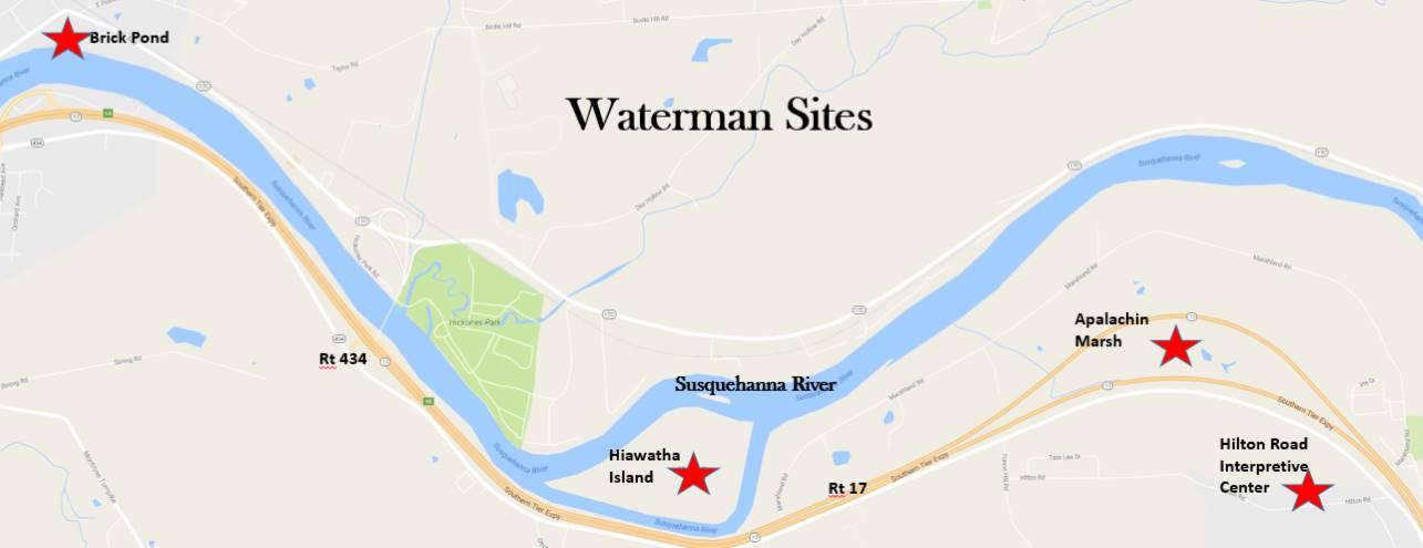 Waterman Sites