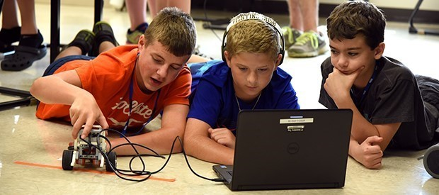 Annual Summer STEAM Academy gets underway at BOCES