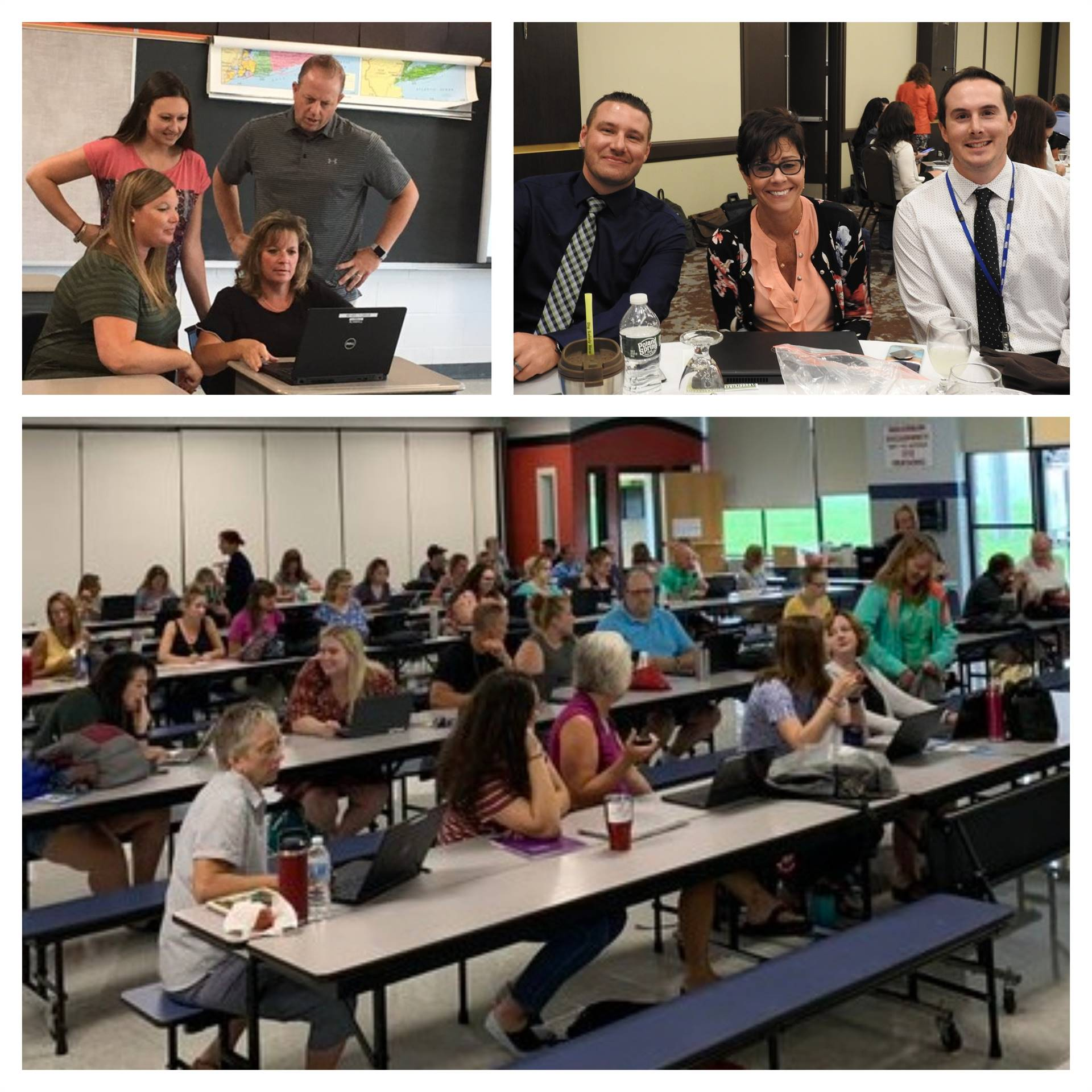 Professional Learning Participants - August 2019