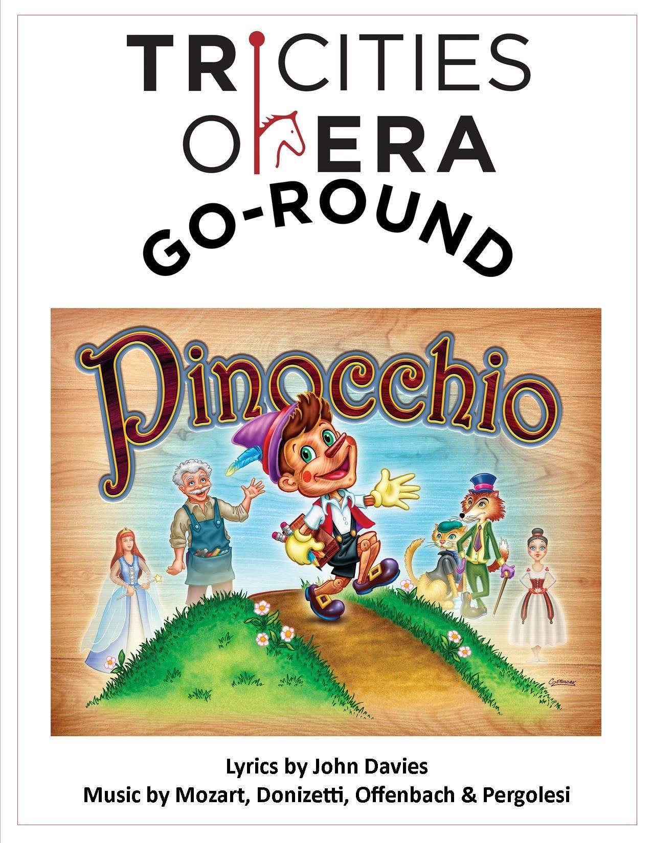 Tri-Cities Opera's Pinocchio Flyer