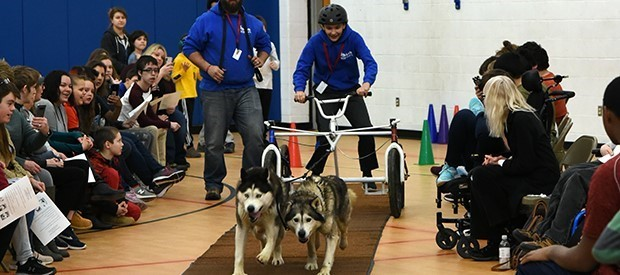"""Sled Dogs of Smokey Hill"" highlight assembly on famous Iditarod race"