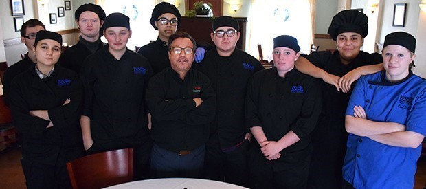 Frank's Italian Restaurant honors class, places student-inspired recipe on menu
