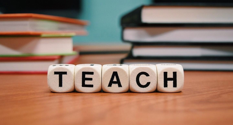 teach letters