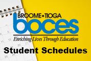 BT BOCES Student Schedules