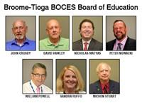B-T BOCES Board of Education 2020